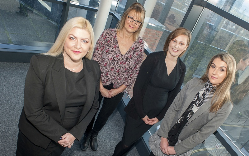 PM Legal Services boosts team with young talent
