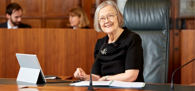 Baroness Brenda Hale to give Alice Bacon Lecture in Leeds