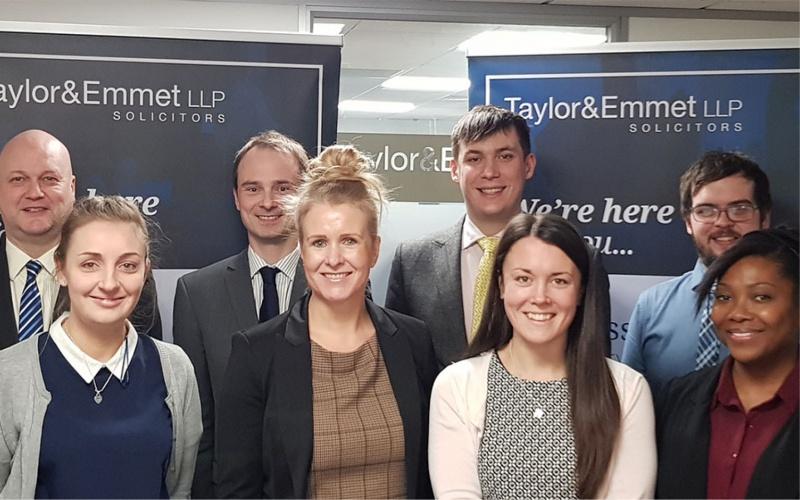 Taylor&Emmet recruitment reaches record high