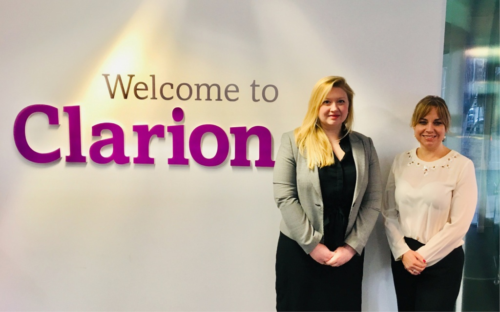 Four new recruits join Clarion