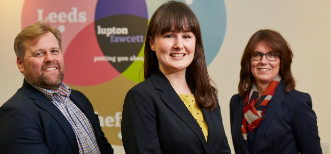 Lupton Fawcett adds new solicitor to charities and education team