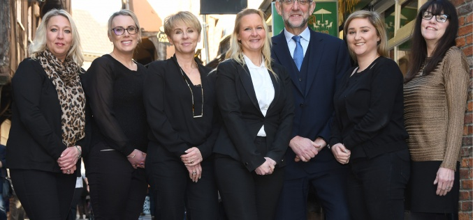 Familiar face joins Guest Walker residential conveyancing team