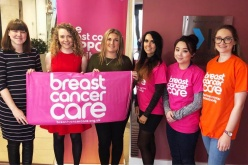 Keebles launches partnership with Breast Cancer Care