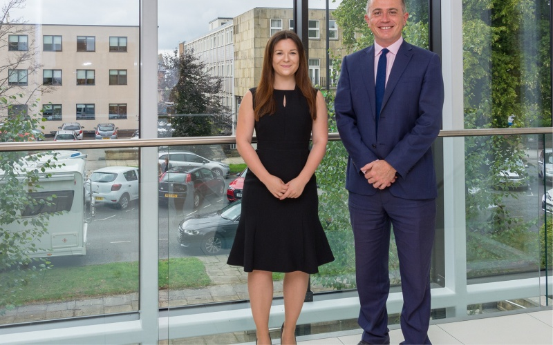 Law graduate joins Harrogate Family Law