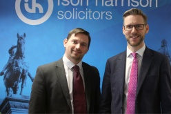 Major partner hire strengthens corporate division at Ison Harrison