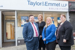Taylor&Emmet offers family law advice to local residents