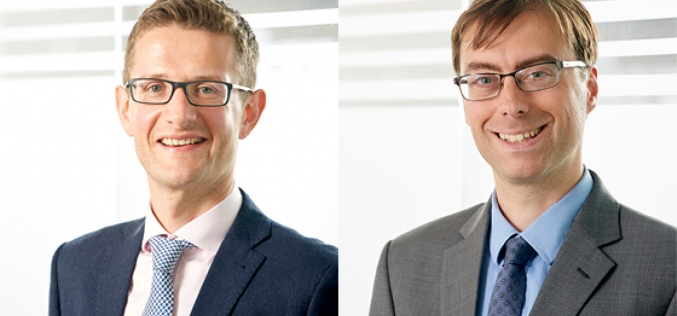 Andrew Jackson promotes two to partner