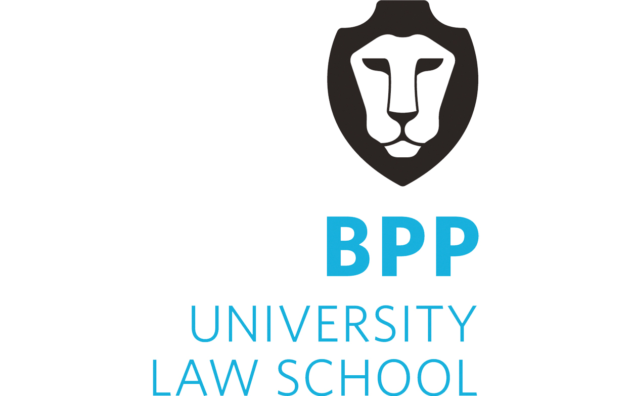 BPP University Law School logo Yorkshire Legal Awards 2019