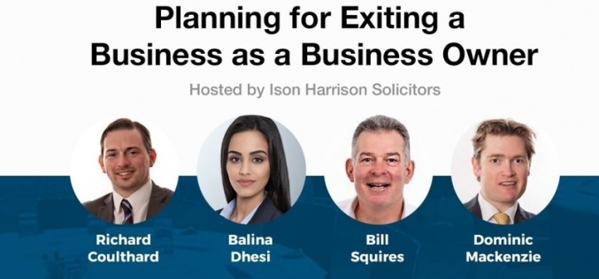 Corporate legal expert invites Yorkshire business owners to free Ison Harrison seminar
