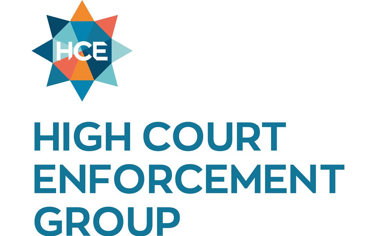 High Court Enforcement Group logo Yorkshire Legal Awards 2019