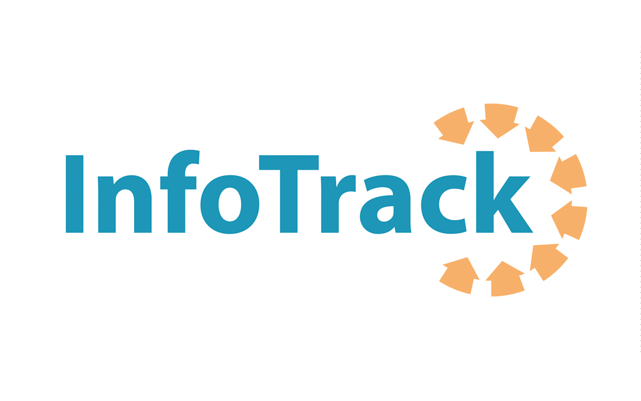 InfoTrack logo Yorkshire Legal Awards 2019