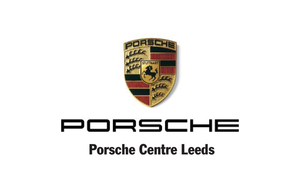 Porsche Leeds logo Yorkshire Legal Awards 2019