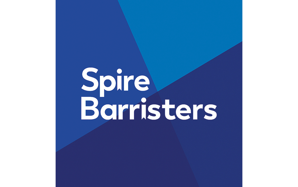 Spire Barristers logo Yorkshire Legal Awards 2019