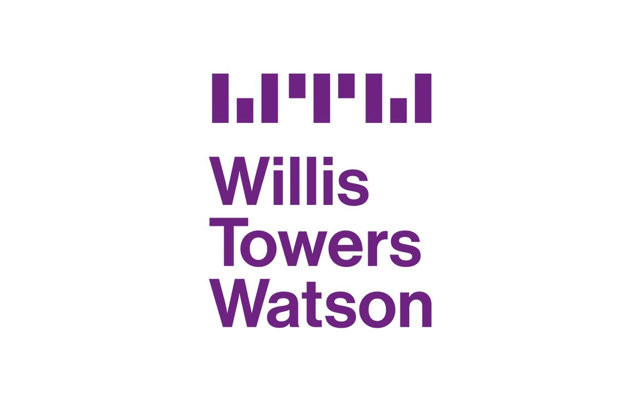 Willis Towers Watson logo Yorkshire Legal Awards 2019