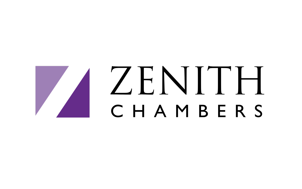Zenith Chambers logo Yorkshire Legal Awards 2019