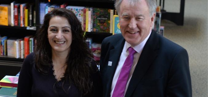 LCF Law managing partner joins Bradford Literature Festival board