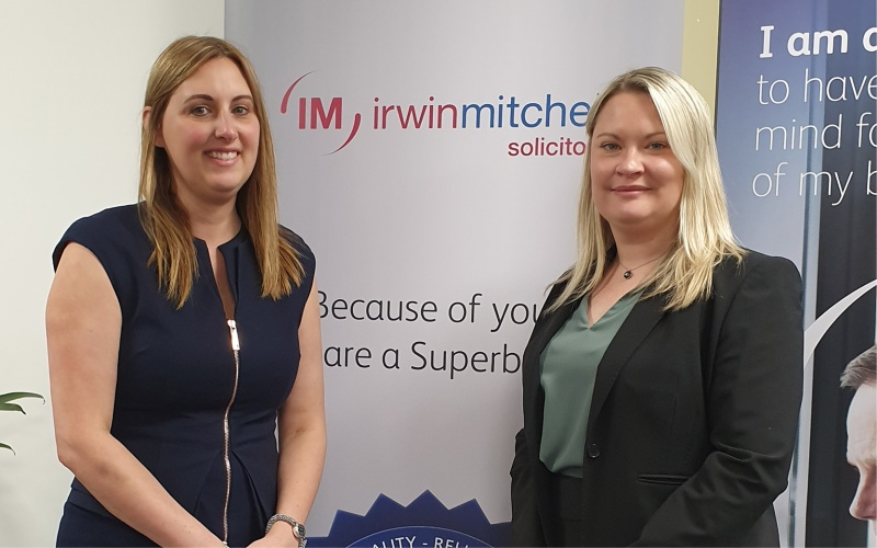New associate for Irwin Mitchell tax, trust and estates team in Leeds