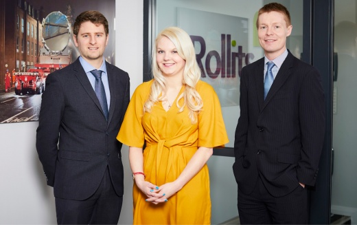 Rollits promotes three lawyers