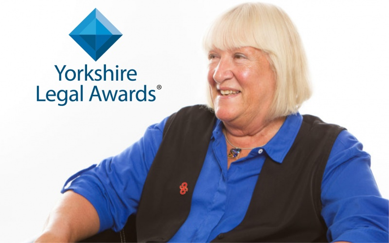 20 years of Yorkshire Legal Awards: Ruth Bundey