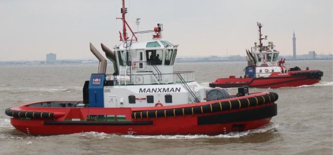 Andrew Jackson advises on £5 million tug acquisition