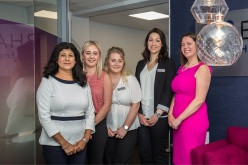 Bhayani HR & Employment Law celebrates anniversary with bespoke beer