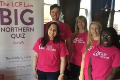 LCF Law Big Northern Quiz raises £1,752