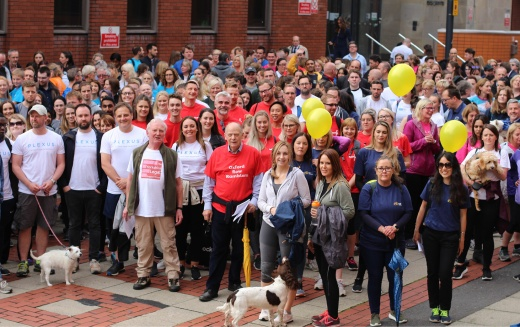 Leeds Legal Walk raises the bar for access to justice