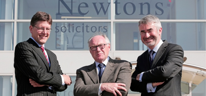 Newtons opens new office with funding from HSBC