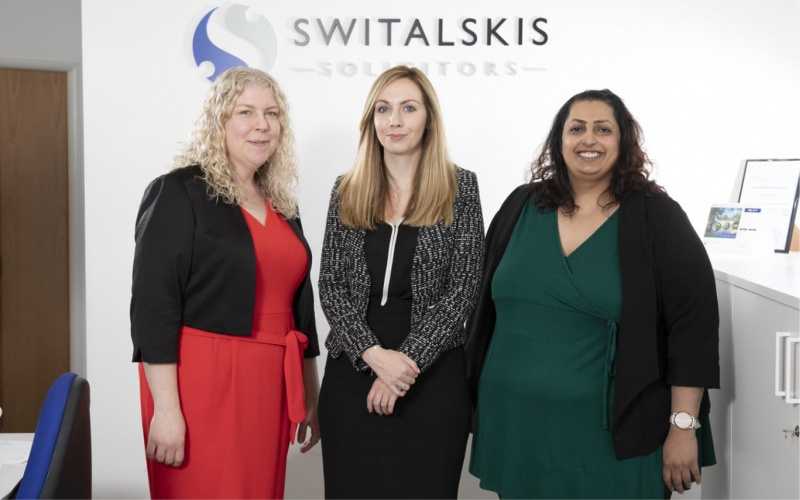 Switalskis solicitors become associates