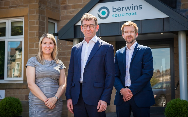Berwins adds solicitor to commercial team