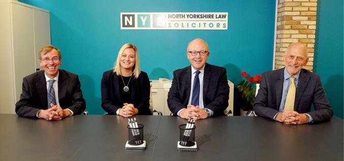 North Yorkshire Law and Bedwell Watts & Co mark Yorkshire Day with merger