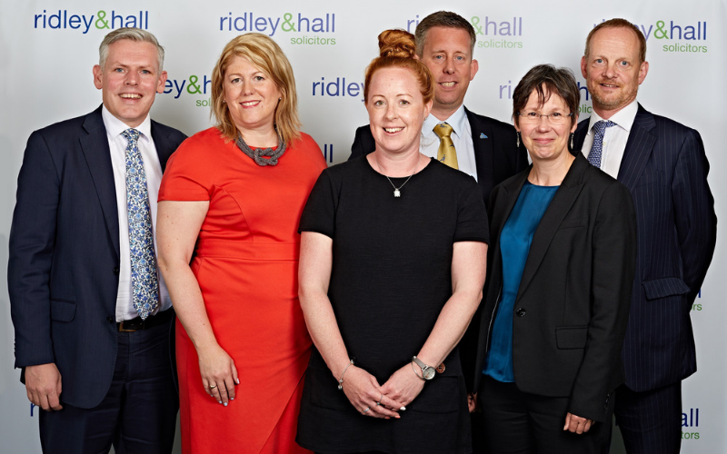 Ridley & Hall expands with Pontefract acquisition