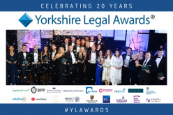 Celebrating 20 years: Yorkshire Legal Awards 2019 winners revealed