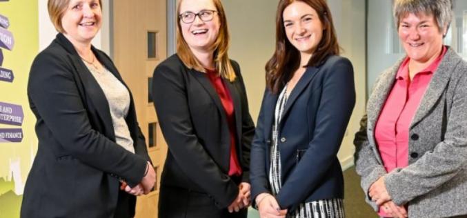 Lupton Fawcett retains Ellie Leatherday and Madeline Keast