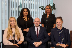 Wake Smith boosts legal and support teams