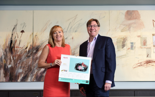 Walker Morris installs winning pieces of art from design competition