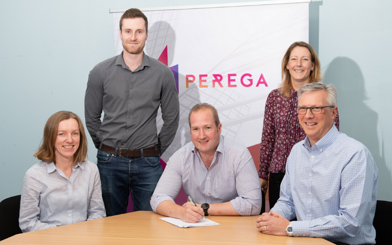 Blacks Solicitors coordinates transfer of Perega to employee ownership