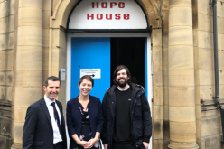 Blacks Solicitors supports MAP Charity on Hope Foundry purchase