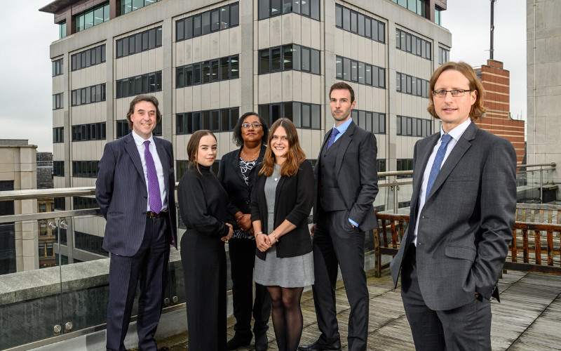 Lupton Fawcett promotes intellectual property specialist to partner