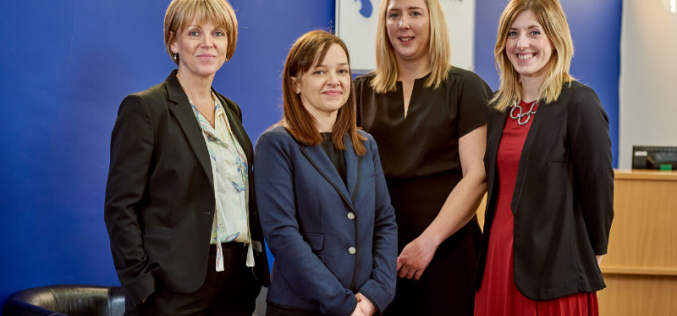 Four new associates at Switalskis Solicitors