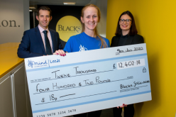 Blacks Solicitors raises £12k+ for Leeds Mind