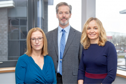 Blanchfield and Turner join senior team at rradar