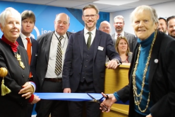 Ison Harrison officially opens York office and makes new appointment