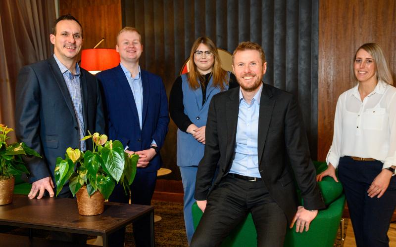 New firm Hägen Wolf establishes national HQ in Leeds