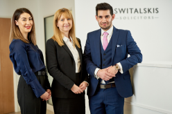 Switalskis makes appointments in clinical negligence and child abuse teams