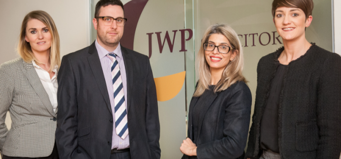 JWP Solicitors promotes four to senior positions