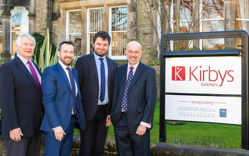Kirbys appoints property solicitor
