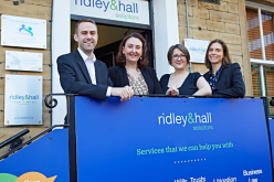 Ridley & Hall recruits James Urquhart-Burton and Shelley Harper