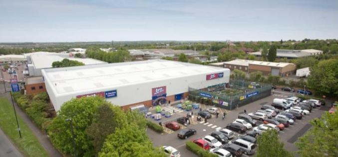 Keebles acts in £4.4m retail premises acquisition