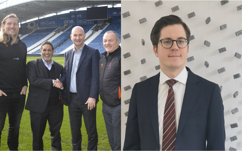Schofield Sweeney appoints new litigation partner, renews Huddersfield Giants partnership